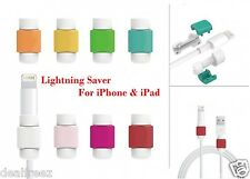 Protector & Saver For Apple iPhone iPad Lightning USB Data Charging Cable
