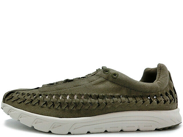 NIKE MAYFLY WOVEN OLIVE KHAKI 833132 200 SANDALS SANDALS SANDALS BREATHABLE QS d91702