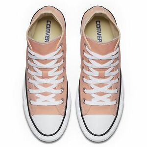 df7828a1947d Converse MEN S CHUCK TAYLOR ALL STAR HI SUNSET GLOW 155567F Canvas ...