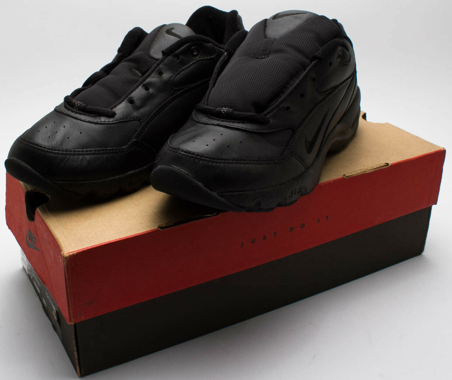 Nike Hommes OG Vintage 1999 Air Quintessential II Noir Noir 182084-002 SZ