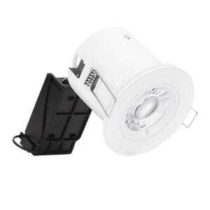 Aurora-Enlite-EFDpro-GU10-fire-rated-downlight-4-options-with-Dimmable-Led-lamp