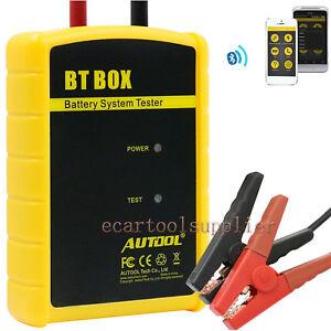 autool btbox 12v car agm gel lead acid battery tester for. Black Bedroom Furniture Sets. Home Design Ideas