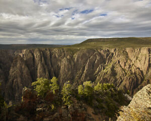 Black-Canyon-of-the-Gunnison-National-Park-in-Colorado-Photo-Print