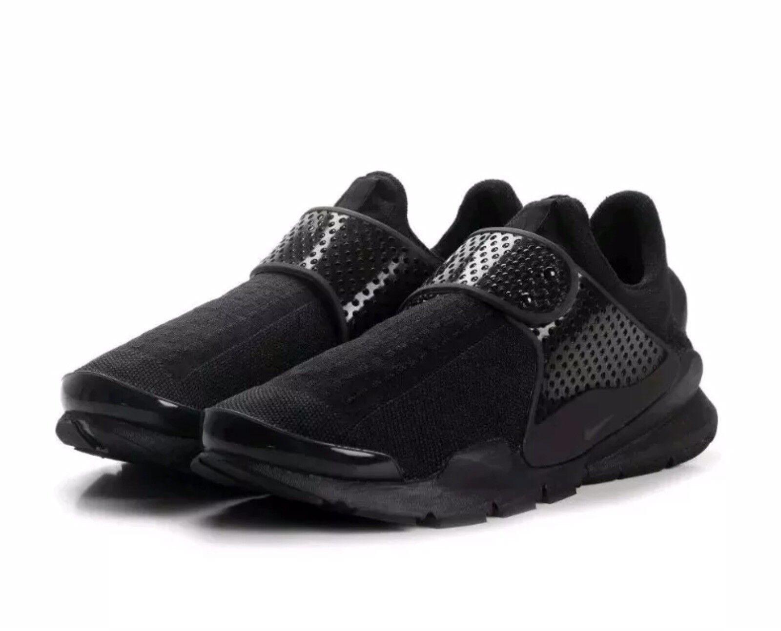 Nike Sock Dart KJCRD Da Uomo Corsa Scarpe Da Ginnastica. NUOVO. misura 10 Regno Unito. NUOVO. Ginnastica. 819686 001. Nero bea719