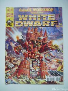 Magazine-White-Dwarf-N-14-Games-Workshop-1995-Version-Francaise