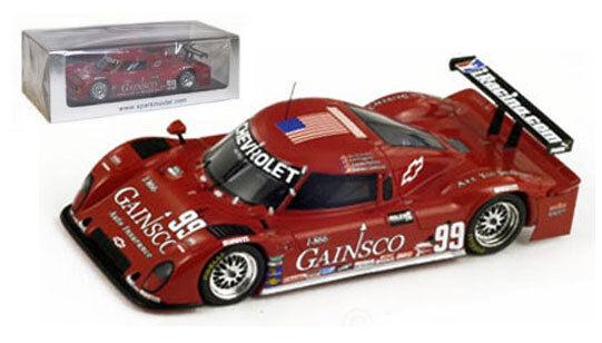 alta calidad Spark s2998 Riley Mk Xx Daytona Daytona Daytona 24h 2009-fogarty gurney vasser   Johnson 1 43  Descuento del 70% barato