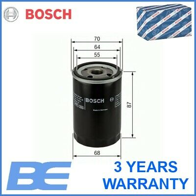 Oil Filter fits MAZDA Bosch MD135737 PW510577E PW510577 Top Quality Replacement