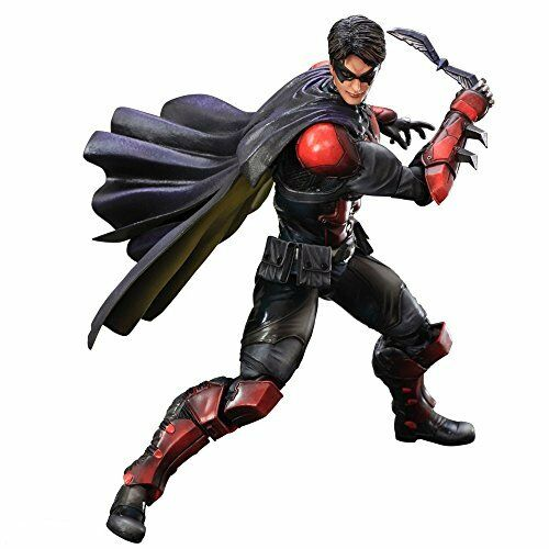 Square Enix Batman  Arkham Origins Play Arts Kai Robin Figure NEW from Japan
