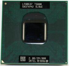SLB6E Intel Core 2 Duo Mobile T5800 2GHz/2M/800MHz Socket P Processor