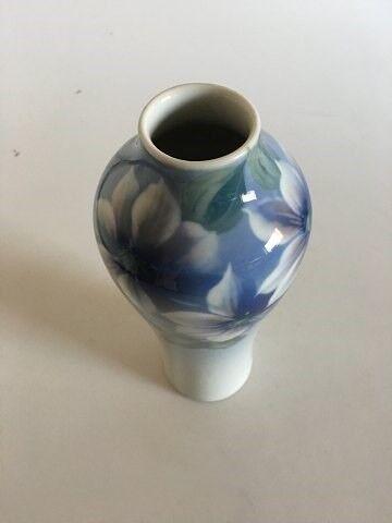 Vase, Rørstrand Art Nouveau Vase by Karl-Emil...,