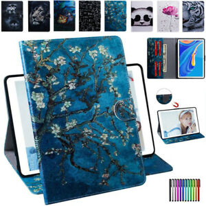 For-Huawei-MediaPad-M6-M5-Lite-T5-10-8-034-8-4-034-10-8-034-Leather-Case-Flip-Stand-Cover