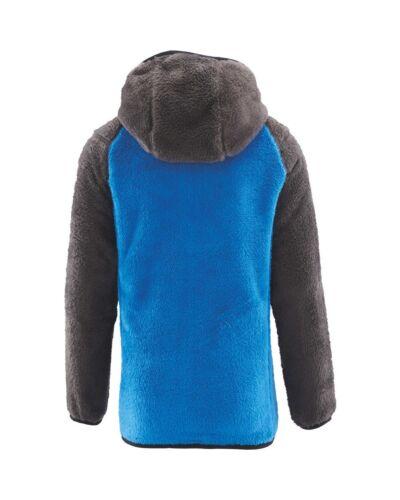Crane Adventure Fleece Full Zip Jacket Top Boys Girls Kids Childs Childrens