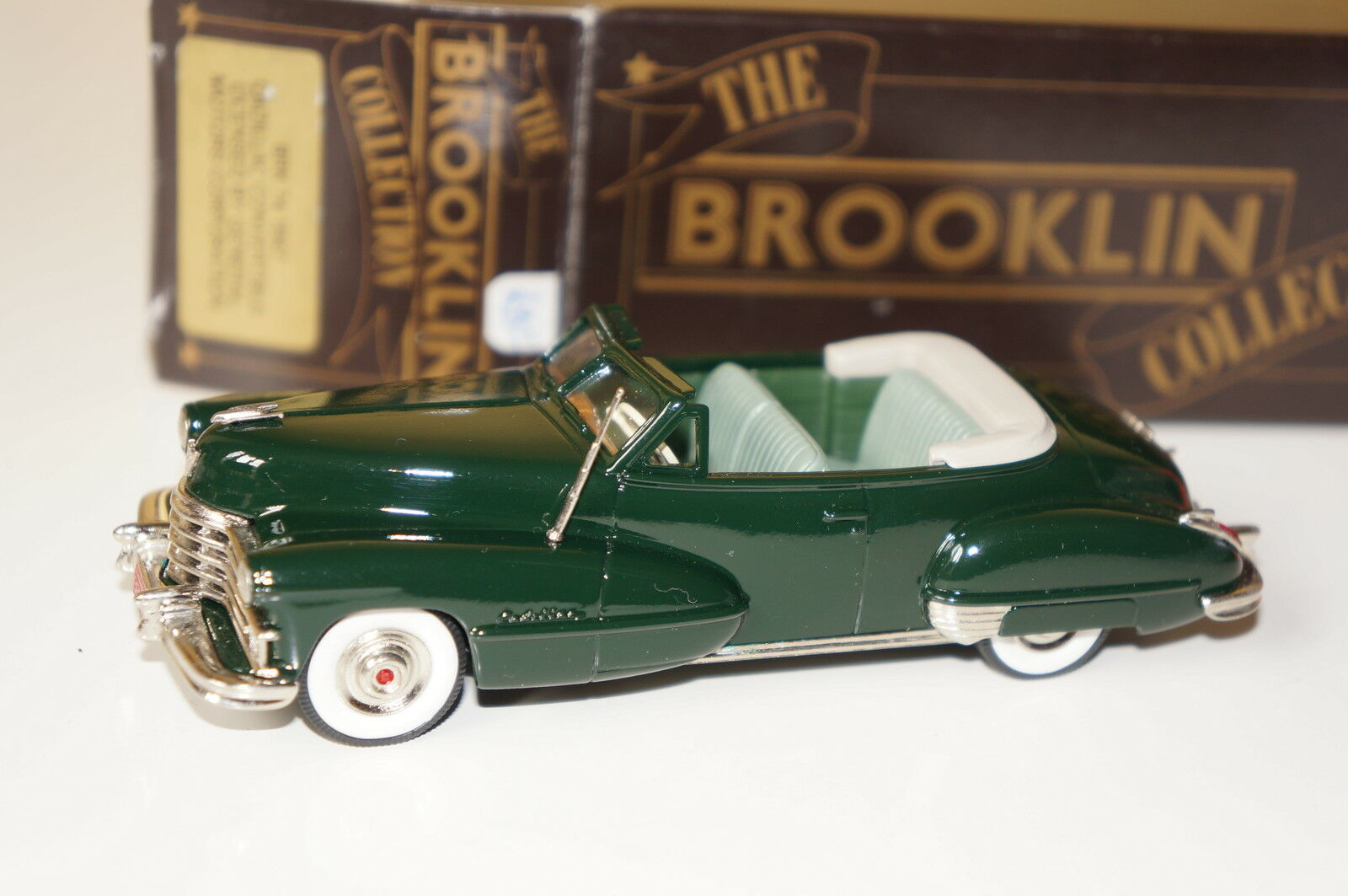 BROOKLIN BRK  74 1947 CADILLAC CONVERTIBLE 1 43  vente