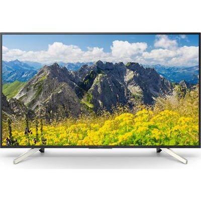 "SONY Bravia KD55XF7596BU 55"" Smart 4K Ultra HD HDR LED TV - Currys"