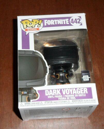 Games Fortnite 442 Dark Voyager Vinyl Figure Funko Pop