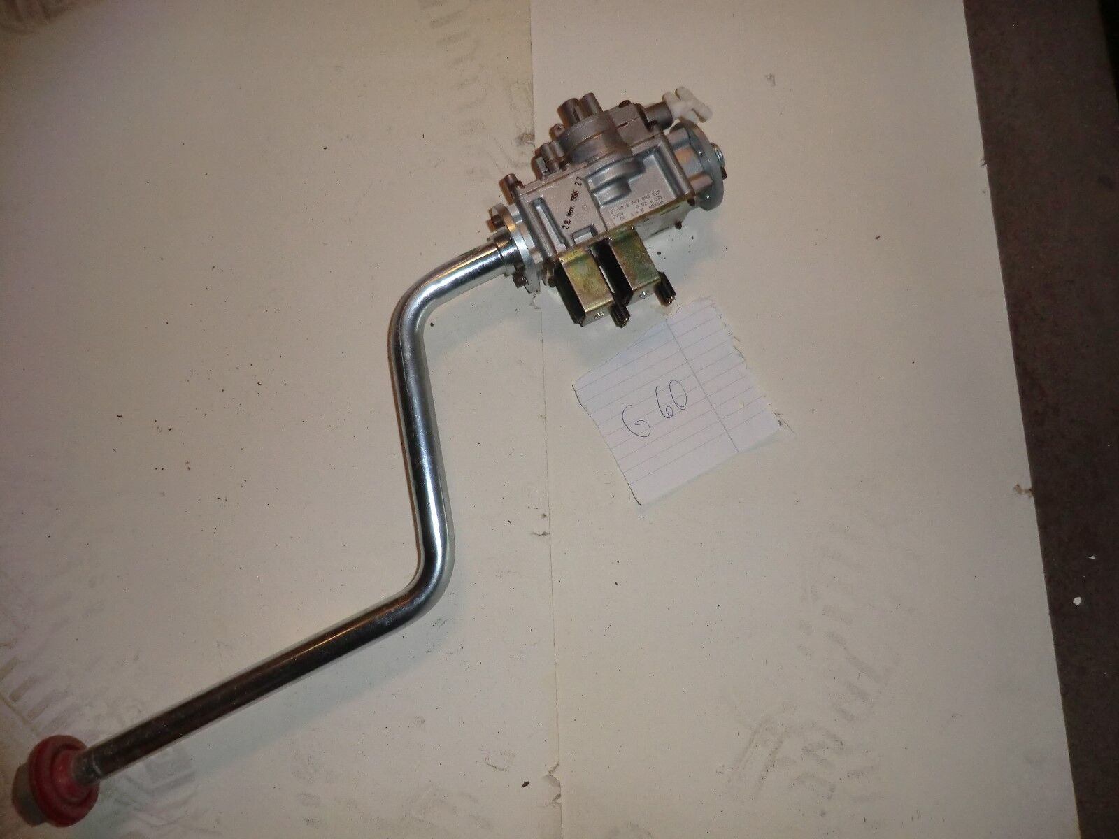 Gasarmatur für Junkers ZWBR 8-25A23 CE427 Nr. G60