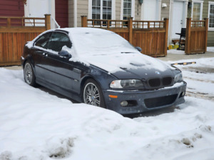 2001 BMW M3 Coupe *6 speed manual *E46 M3