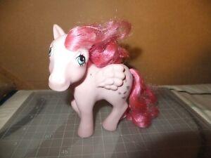 Vintage Hasbro My Little Pony HEART THROB Pink Pegasus Winged Hearts G1 1984