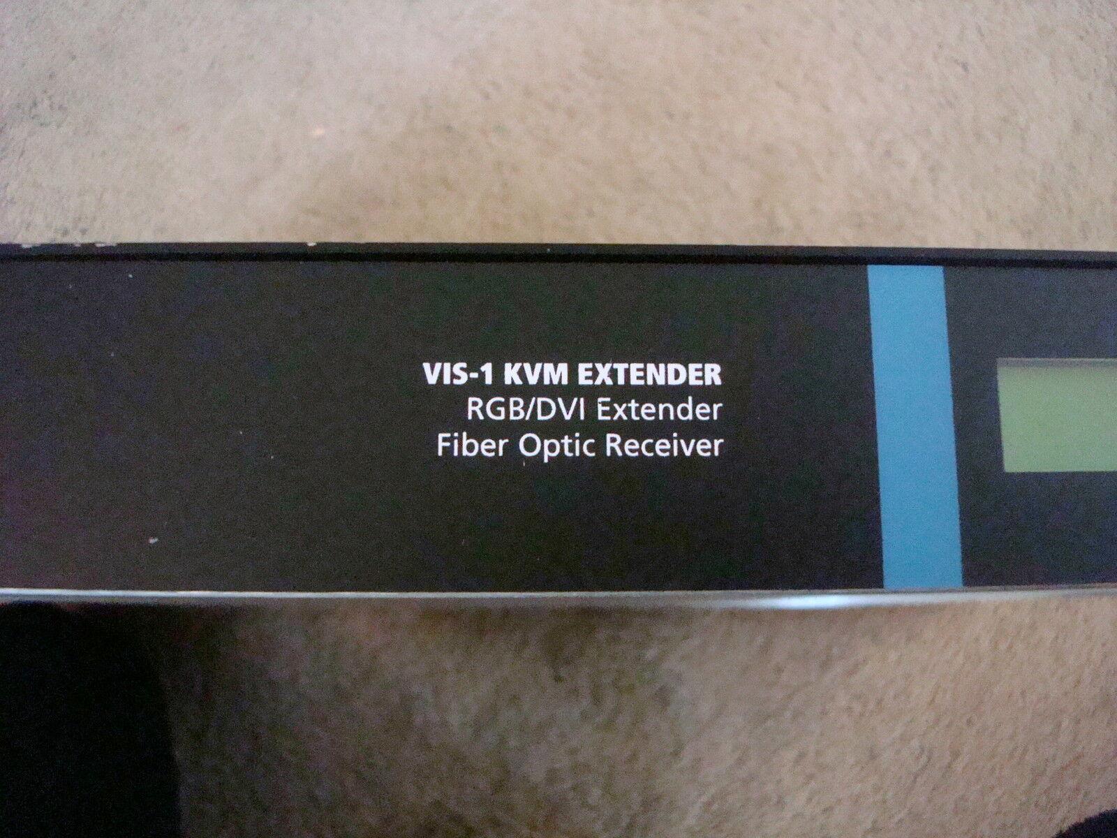 Thinklogical vis-1 Extensor Kvm rgb/dvi de fibra óptica receptor    vis-000001-scrx 6ec129