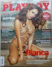 Playboy - Österreich - 04/2012 - Bianca Schwarzjirg - Arabella - Sonja Kirchberg