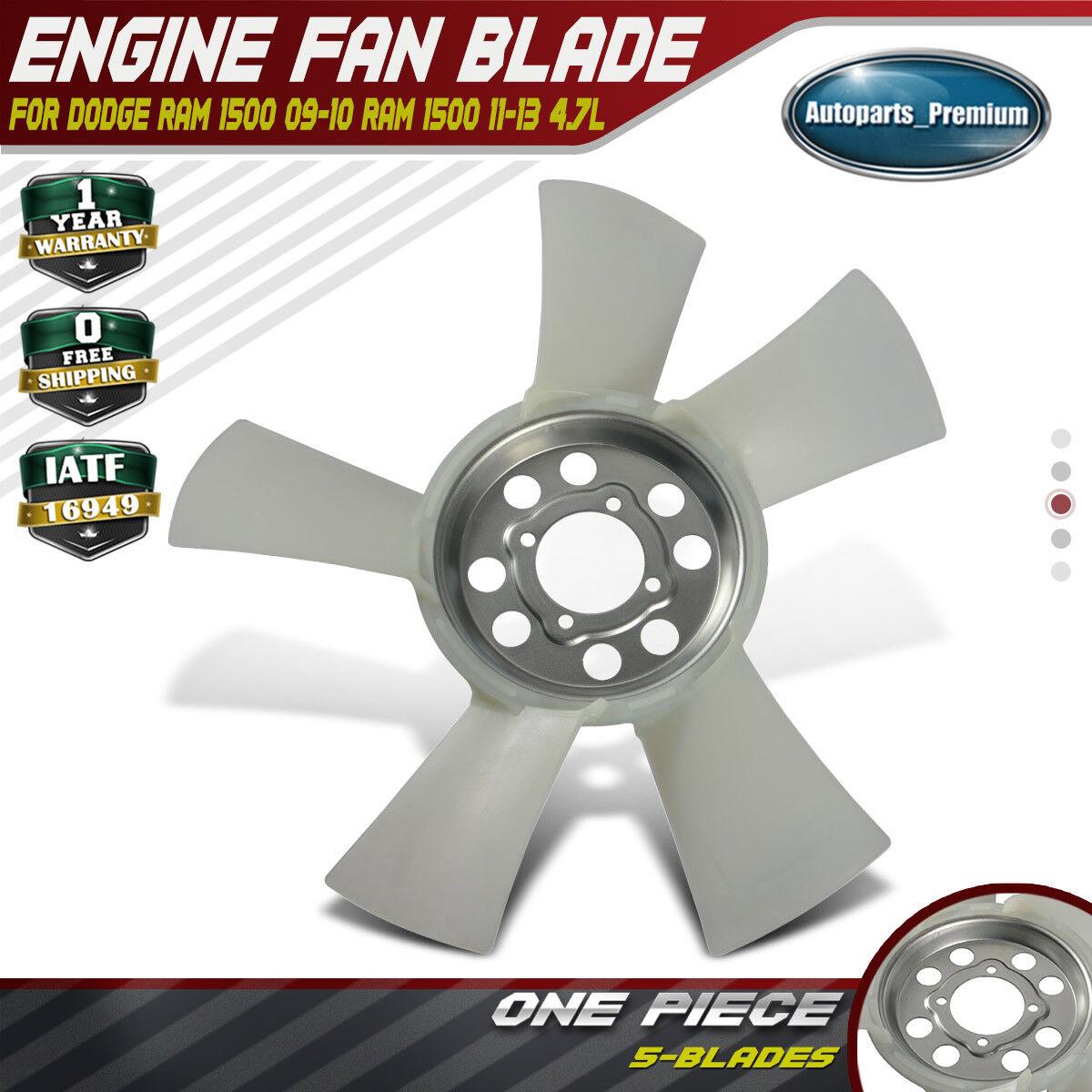 Engine Cooling Fan Blade for Dodge Ram 1500 2009-2010 Ram 1500 2011-2013 620-056