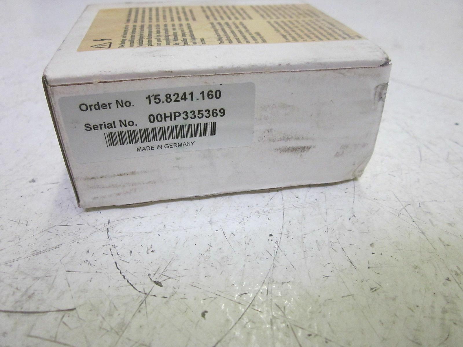 MURR ELEKTRONIK MCS1.3 POWER SUPPLY 115-230 24V NEW IN BOX