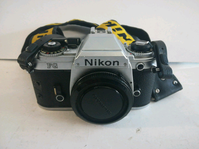 NIKON FG BODY ONLY