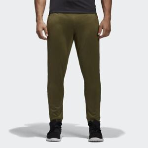 S94484-Uomo-pantaloni-adidas-ClimaHeat-Autentico-Verde-Oliva-Cargo-Bottoms-Taglia-M-L-XL-2XL