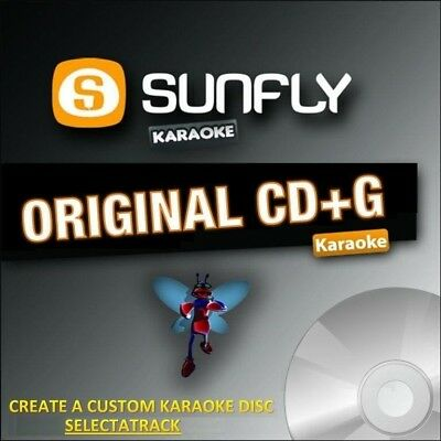 Karaoke Cdg Disc - Carnaby Street - Fly020 A Plastic Case Is Compartmentalized For Safe Storage