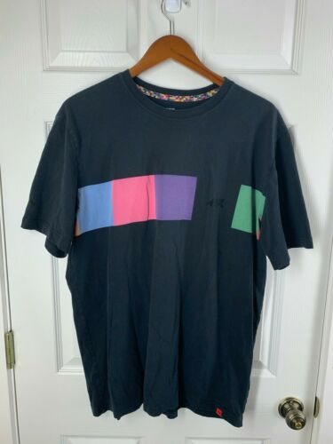 Vintage Nike Air Sportswear Geometric Colored Art