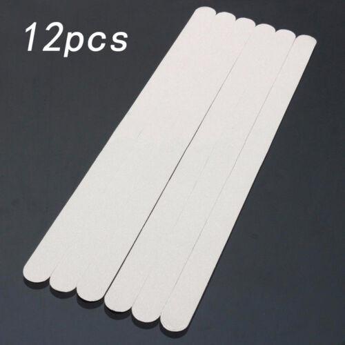 Non-Slip Applique Strip Mat Stickers Bath Tub Shower Bathroom Stairway Safety V1