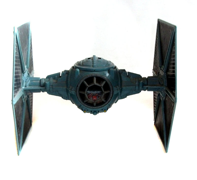 STAR WARS  Imperial TIE FIGHTER ship vehicle for use with 4  figures awakens