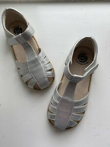 Livie and Luca girls Silver Paz shoes