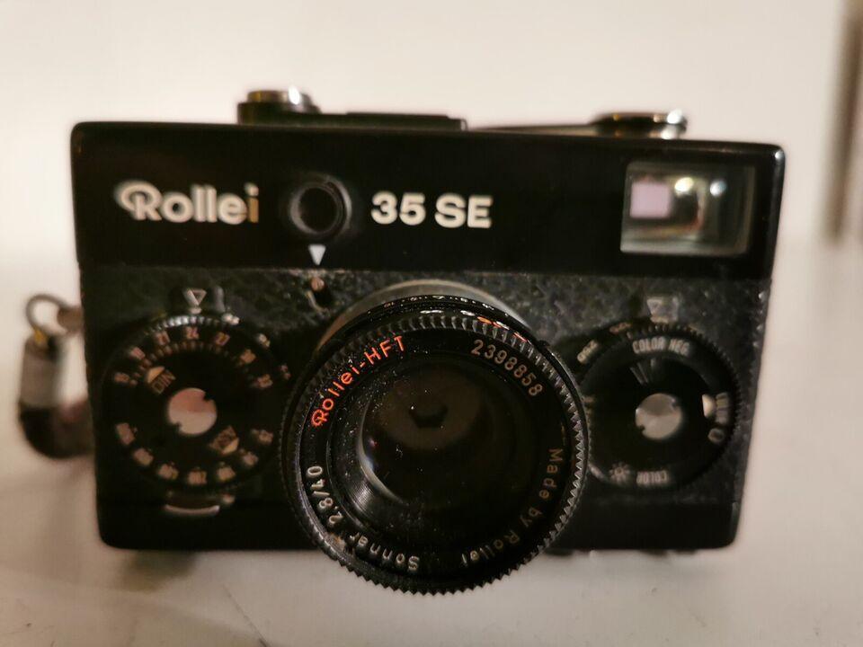 Rollei, 35 SE, God