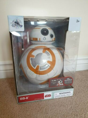 Official Disney The Last Jedi Talking Interactive BB-8 BB8 Droid Good Used