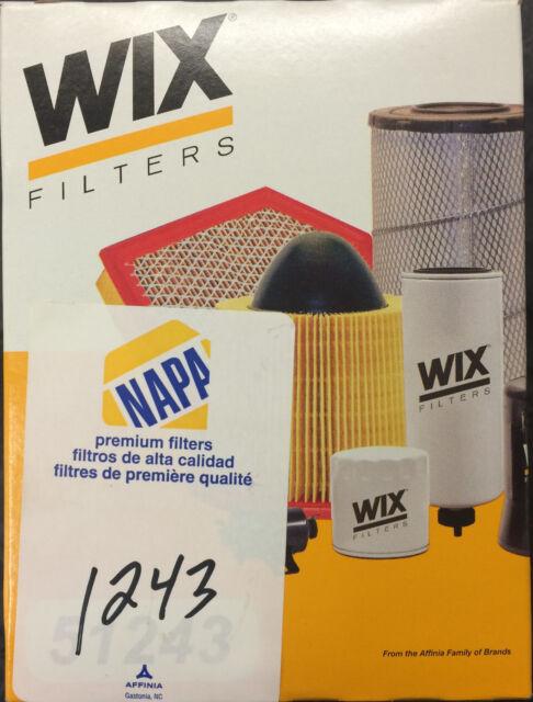 Wix 51243 Filtre à huile