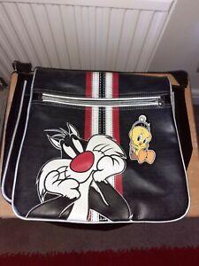 Sylvester-and-Tweety-pie-Satchel-Bag