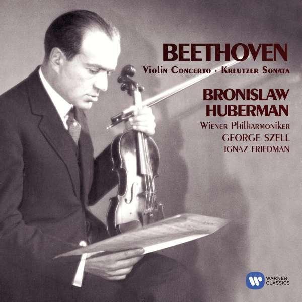 Bronislaw Huberman - Beethoven: Violín Concerto Nuevo CD