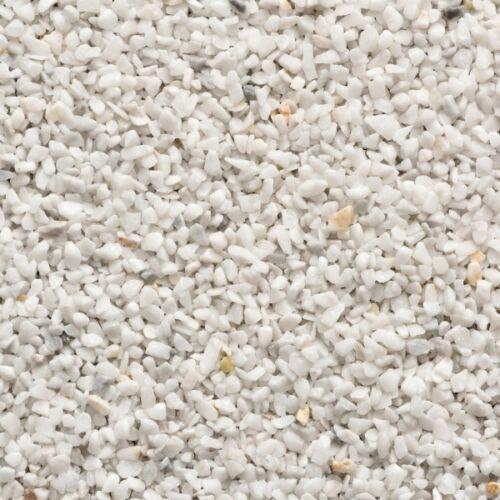 25kg Bianco Carrara Weiß 3-5mm
