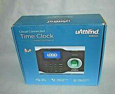 New Uattend Bn6000 Biometric Time Clock