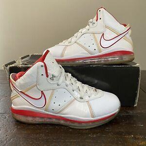 Nike LeBron 8 'China' Size 9.5 Retro Jordan 1 Air Force Max Dunk High Mid Low Sb