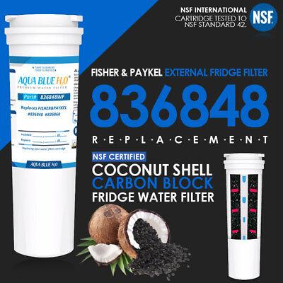 836848 Fisher /& Paykel Fridge Replacement Fridge Filter E522BRMFDU