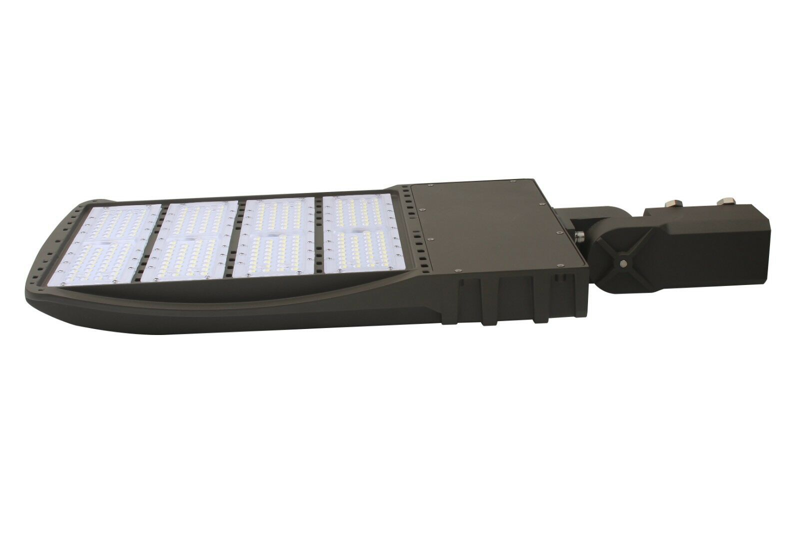 LED  shoes box 300W flood light 5000K bronze