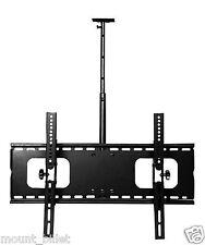 "Black 32 to 60"" Plasma/LCD TV Ceiling Mount Bracket"