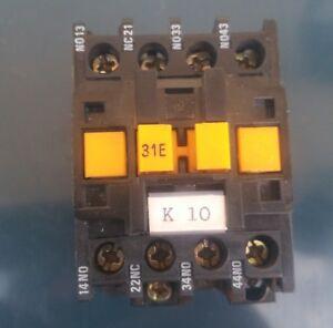 Contacteur telemecanique CA2-DN 1319 A 65 bobine 110V