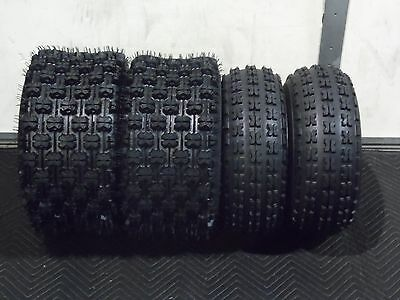 19X7-8 P327 /& 20X10-9 P357 4PLY POLARIS RZR 170 09-16 OCELOT ATV TIRES 4 PACK