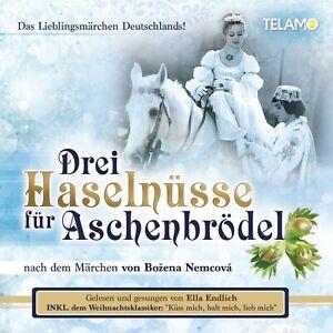 ELLA-ENDLICH-HORBUCH-DREI-HASELNUSSE-FUR-ASCHENBRODEL-CD-NEW