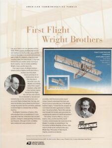 #686 37c First Flight #3783 USPS Commemorative Stamp Panel