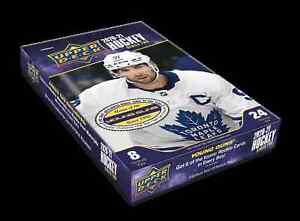 💖 2020-2021 Upper Deck Series 2 Base Set Hockey Cards **You Pick** Lot 251-450