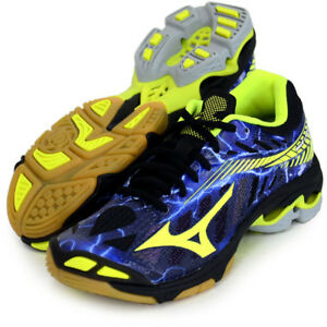 449edc04c2350 Mizuno Japan Men s WAVE LIGHTNING Z4 Low Volleyball Shoes V1GA1800 ...